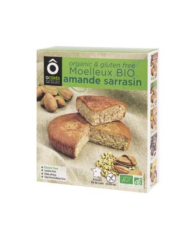 Moelleux BIO Amande Sarrasin 145g