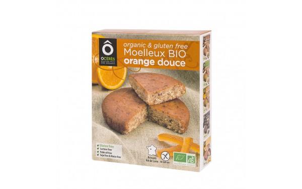 Moelleux BIO Orange Douce 170g